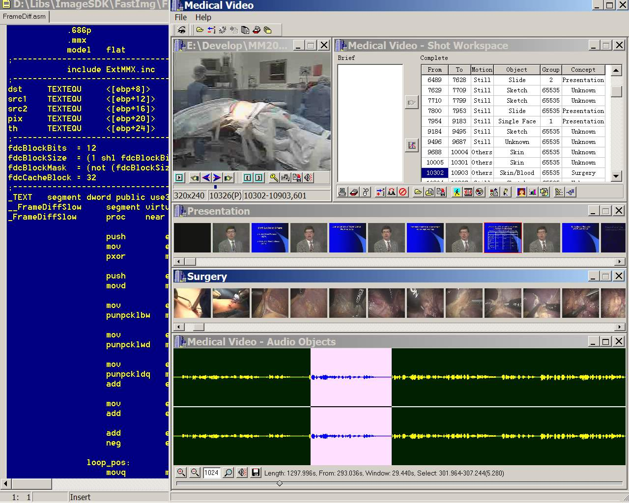 Semantic Video Classification, Indexing and Retrieval